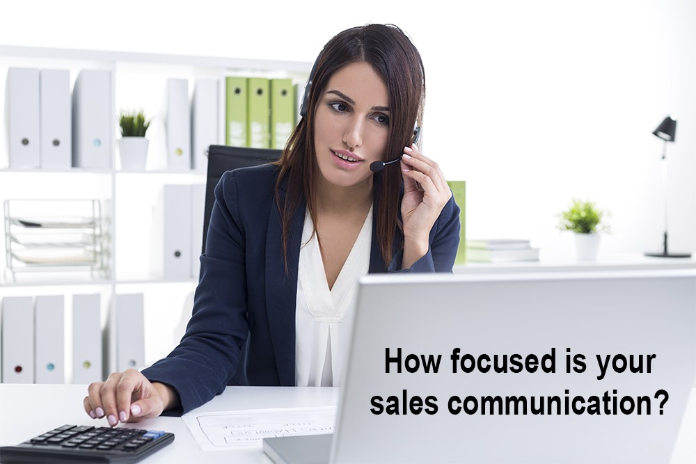 Chapter 6: Sales Management to Reduce Noise